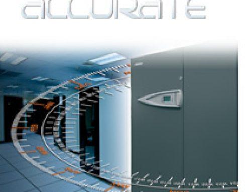 HPAC Close Conrol. Прецизна климатизация за сървърни помещения от най-високо ниво